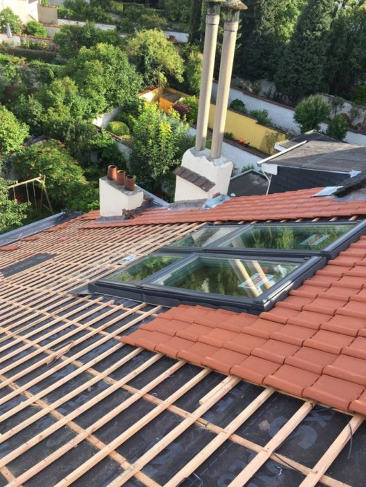 Bestek dakwerken Brussel